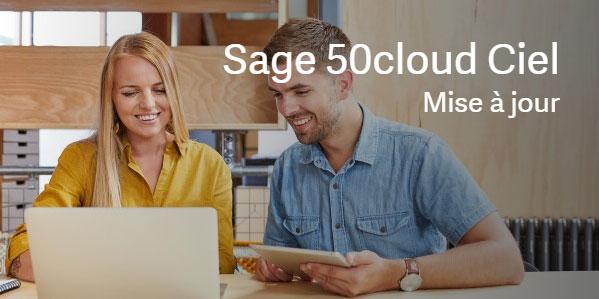 Découvrez les nouveautés de votre solution Sage 50cloud Ciel