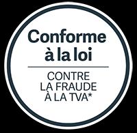 Nos logiciels conformes à la Loi de lutte contre la fraude à la TVA